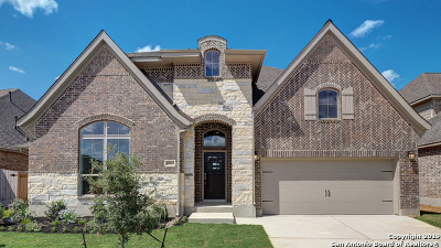 San Antonio Single Family Home New: 14215 Shetland Way