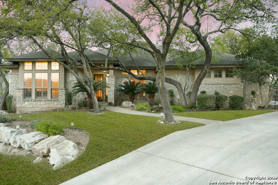 San Antonio Single Family Home Back on Market: 2631 Bayhill Cove