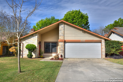 Converse Single Family Home Price Change: 9819 Balanced Rock