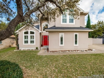 San Antonio TX Single Family Home New: $349,800