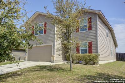 San Antonio Single Family Home New: 11318 Five Iron