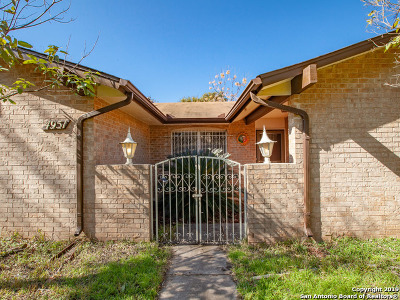San Antonio Single Family Home New: 4951 Lambeth Dr