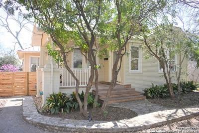 Alamo Heights Rental New: 414 Argo Ave