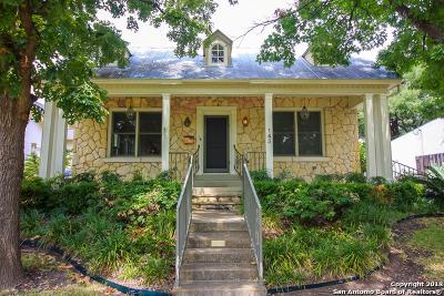 Alamo Heights Rental New: 143 Wildrose Ave