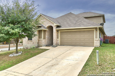 Cibolo Single Family Home New: 201 Dove Run