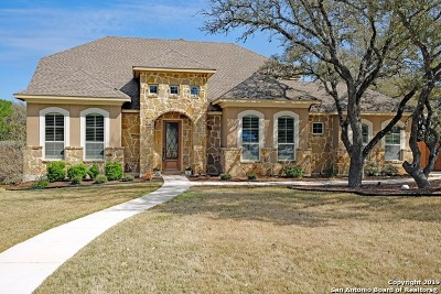 Boerne Single Family Home New: 26310 Tawny Way