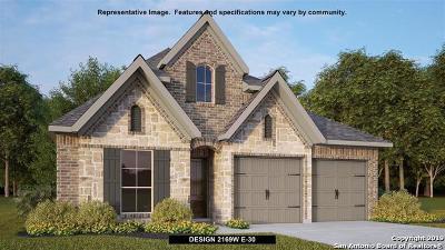 San Antonio Single Family Home New: 8418 Flint Meadows