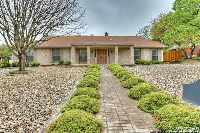 Kerrville Single Family Home Price Change: 400 Crest Ridge Dr