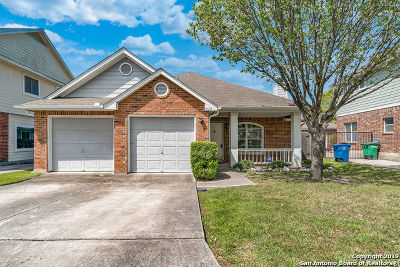 San Antonio Single Family Home New: 4423 Taylors Bend