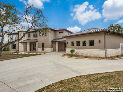 New Braunfels Single Family Home New: 27123 Eichenbaum Rd