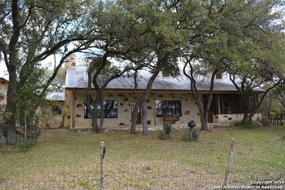 Bulverde Single Family Home New: 29720 Twin Creeks Dr