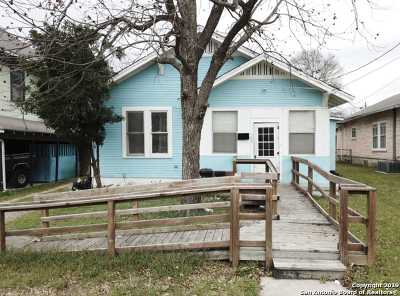 San Antonio Multi Family Home New: 509 Rigsby Ave