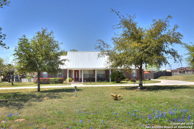 Atascosa County Single Family Home New: 16 Greystone