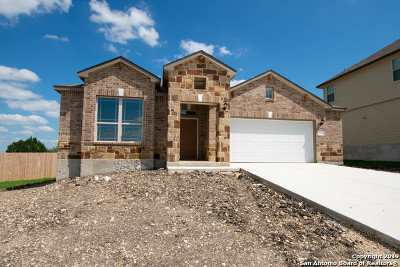 New Braunfels Single Family Home New: 3614 High Cloud