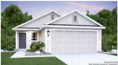 San Antonio Single Family Home New: 8461 Lamus Wheel