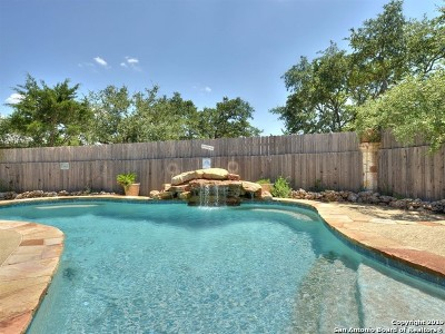 Wimberley Single Family Home Price Change: 55 Whistling Wind Ln