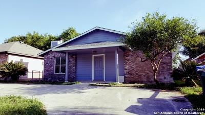 San Antonio Single Family Home New: 3426 Reforma Dr