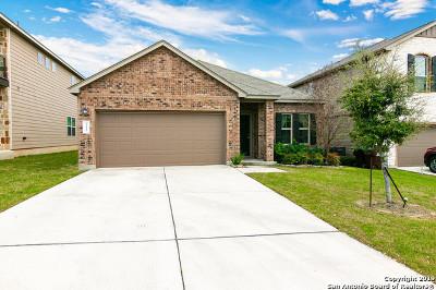 San Antonio Single Family Home New: 10446 Ashbury Creek