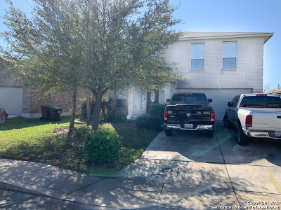 Converse Single Family Home New: 2815 Del Mar Way