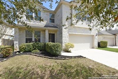 San Antonio Single Family Home New: 5830 Onyx Way