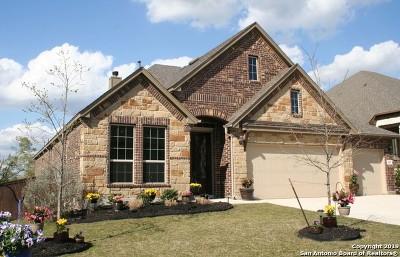 San Antonio Single Family Home New: 1807 Granite Ridge