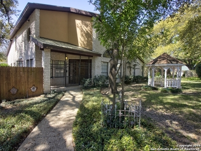 San Antonio Single Family Home New: 4308 Muirfield St