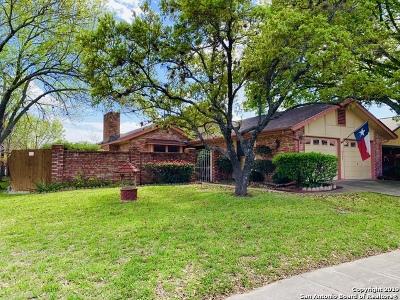 San Antonio Single Family Home New: 8903 Hetherington Dr