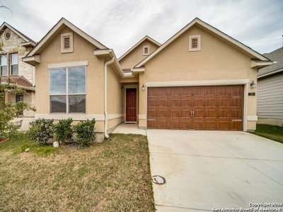 Boerne Single Family Home New: 154 Cactus Flower
