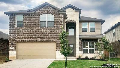 San Antonio Single Family Home New: 13611 Lindale Springs