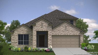 San Antonio Single Family Home New: 13624 McBride Bend