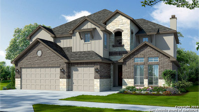 Boerne Single Family Home New: 27106 Falls Cove