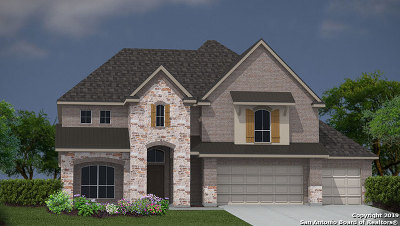 Boerne Single Family Home New: 26927 Lavender Arbor