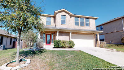 Schertz Single Family Home New: 749 Fountain Gate