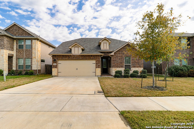 Cibolo Single Family Home New: 236 Heavenly View