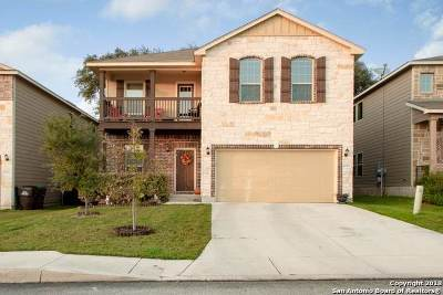 San Antonio Single Family Home New: 10511 Royal Estate