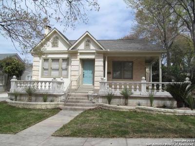 Alamo Heights Rental New: 107 Rosemary Ave