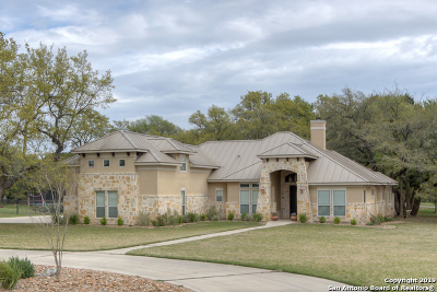 New Braunfels Single Family Home New: 26902 Park Loop Rd