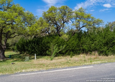 San Antonio Residential Lots & Land New: Lot 29 Silent Hollow