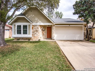 San Antonio Single Family Home New: 6827 Country Hill