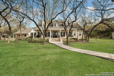 Bexar County Single Family Home New: 13125 Cepeda