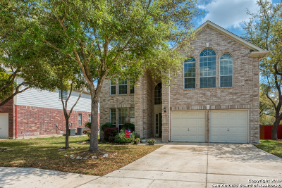San Antonio Single Family Home New: 4714 River Rock