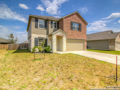 New Braunfels Single Family Home New: 2727 Wheatfield Way