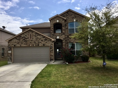 San Antonio Single Family Home New: 8634 Kardla Frst