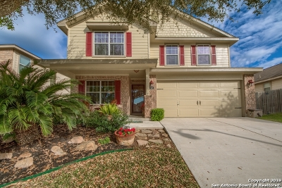 Cibolo Single Family Home New: 262 Arcadia Pl