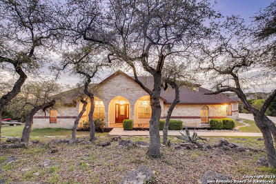 San Antonio Single Family Home New: 23207 Fossil Peak