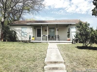 San Antonio Single Family Home New: 263 McDougal Ave