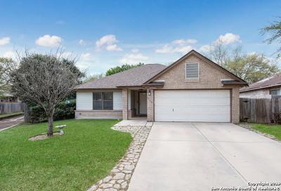 San Antonio Single Family Home New: 13103 Regency Bend