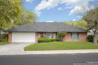 San Antonio Single Family Home New: 8510 Littleport