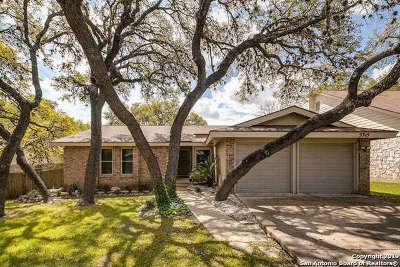 San Antonio Single Family Home New: 5315 Timber Glade St