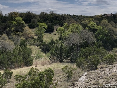 New Braunfels Residential Lots & Land New: 2242 (Lot 1099) Meritage
